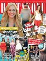 Haftasonu Magazine [Turkey] (30 September 2015)
