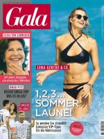 Gala Magazine [Germany] (23 June 2016)