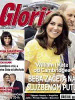 Gloria Magazine [Croatia] (7 September 2017)