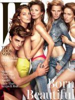 W Magazine [United States] (1 November 2014)