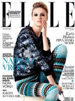 Elle Magazine [Slovenia] (November 2011)