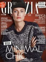 Grazia Magazine [Italy] (11 February 2015)