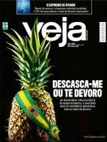 Veja Magazine [Brazil] (24 April 2019)
