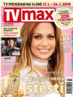 TV Max Magazine [Czech Republic] (11 January 2019)