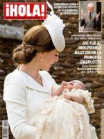 Hola! Magazine [Mexico] (15 July 2015)