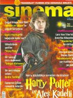 Sinema Magazine [Turkey] (November 2005)
