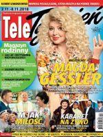 Tele Tydzień Magazine [Poland] (2 November 2018)