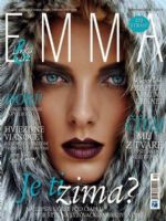 Emma Magazine [Slovakia] (December 2014)