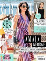 Grazia Magazine [United Kingdom] (14 August 2017)