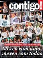 Contigo! Magazine [Brazil] (10 April 2017)