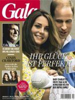 Gala Magazine [Germany] (7 May 2015)