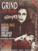 Grind Zone Magazine [Italy] (March 1998)