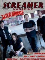 Screamer Magazine [United States] (October 2016)