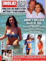 Hola! Magazine [Spain] (30 July 2014)