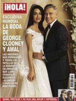 Hola! Magazine [Spain] (8 October 2014)