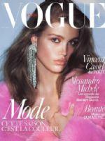 Vogue Magazine [France] (August 2016)