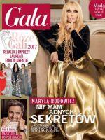 Gala Magazine [Poland] (4 December 2017)