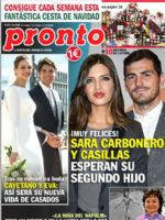 Pronto Magazine [Spain] (14 November 2015)