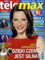 Tele Max Magazine [Poland] (31 January 2014)
