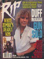 Rip Magazine [United States] (November 1993)