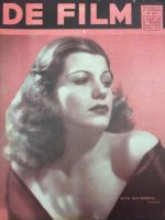 De Film (Belgian Magazine) Magazine [Belgium] (25 February 1940)