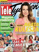Tele Tydzień Magazine [Poland] (31 August 2018)