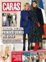 Caras Magazine [Argentina] (30 January 2018)