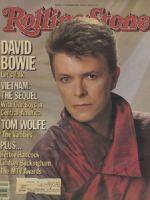 Rolling Stone Magazine [United States] (25 October 1984)