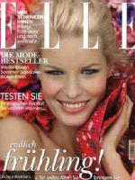 Elle Magazine [Germany] (April 2011)