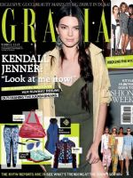 Grazia Magazine [United Arab Emirates] (17 September 2014)