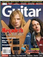 Guitar Magazine [United States] (October 1999)