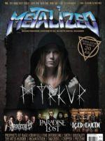 Metalized Magazine [Denmark] (August 2017)