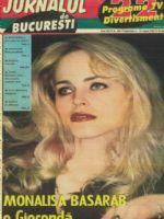 Jurnalul De Bucuresti Magazine [Romania] (4 August 2000)