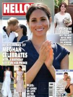Hello! Magazine [United Kingdom] (6 August 2018)