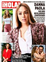 Hola! Magazine [Mexico] (15 October 2020)