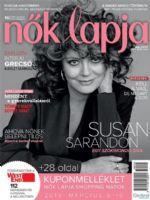 Nõk Lapja Magazine [Hungary] (6 March 2019)