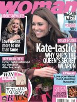 Woman Magazine [United Kingdom] (5 March 2012)