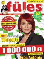 Fules Magazine [Hungary] (13 August 2019)