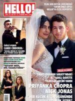 Hello! Magazine [Turkey] (12 December 2018)