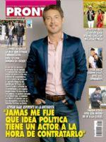 Pronto Magazine [Argentina] (4 May 2016)