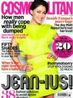 Cosmopolitan Magazine [United Kingdom] (March 2015)