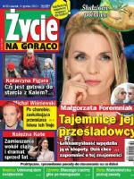 Zycie na goraco Magazine [Poland] (13 December 2012)