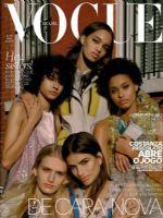 Vogue Magazine [Brazil] (April 2018)