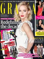Grazia Magazine [United Arab Emirates] (25 November 2015)