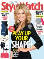 People Style Watch Magazine [United States] (August 2014)
