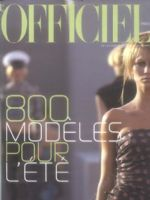 L'Officiel Magazine [France] (August 2000)