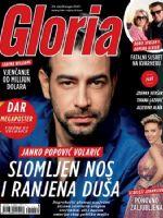 Gloria Magazine [Croatia] (23 November 2017)