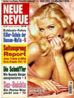 Neue Revue Magazine [Germany] (1 August 1996)