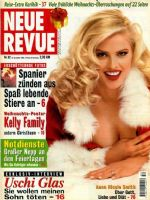 Neue Revue Magazine [Germany] (18 December 1996)