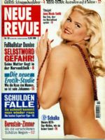 Neue Revue Magazine [Germany] (22 May 1997)